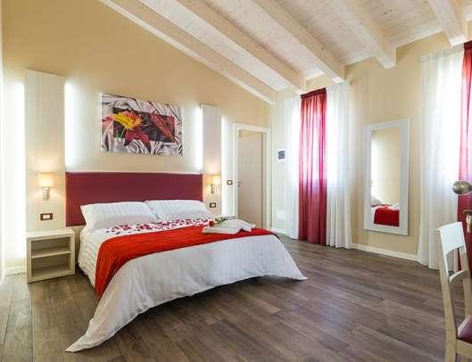camera superior villa erica venezia